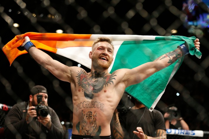Conor McGregor,